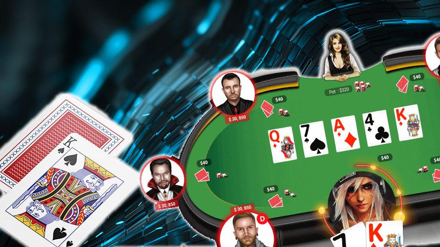 Taruhan Poker Online dapat Membuat Orang Dilimpahkan Banyak Uang